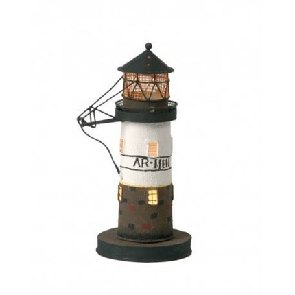 Faro marinero decorativo  AR-MEN 25cm