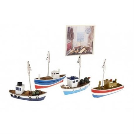 Pack 12 BARCO-PINZA