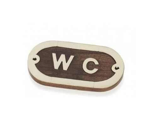Pack de 2 placas WC