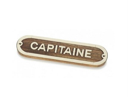 Pack de 2 Placas CAPITAINE