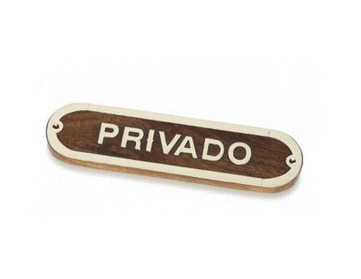 Pack de 2 placas PRIVADO