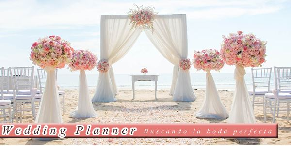 Weddings Planners , tu boda en la playa