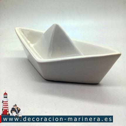 Tazón de fuente Plato Tri Punto Tapas 12 X 5 cm binoculares tradicionales español cerámica hecha a mano de cerámica