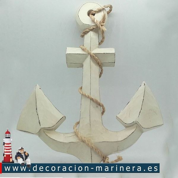Pack de 2 Anclas decorativas (2)
