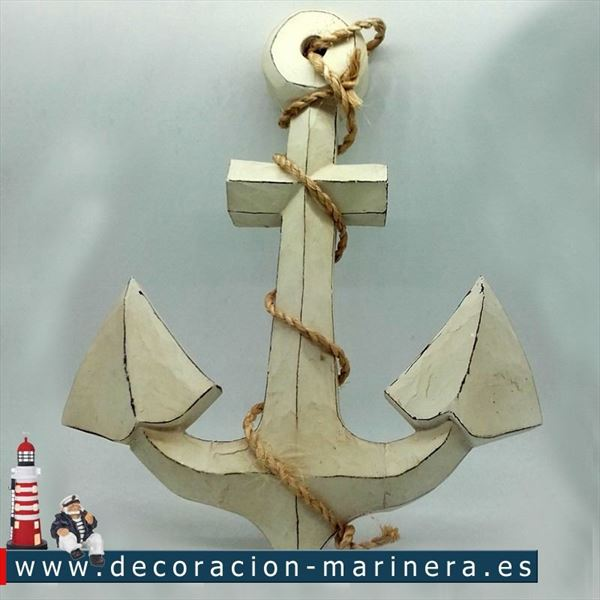 Pack de 2 Anclas decorativas (3)