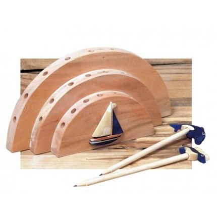 Expositor marinero  lápices