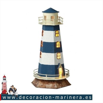 Faro marinero electrificado  27cm