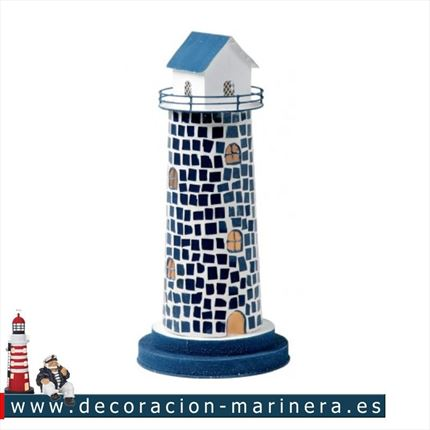 Faro marinero ELECTRIFICADO 31cm