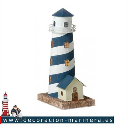 Faro marinero electrificado  32cm