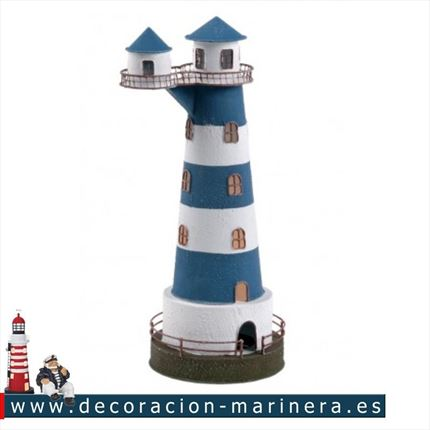 Faro marinero electrificado  36cm
