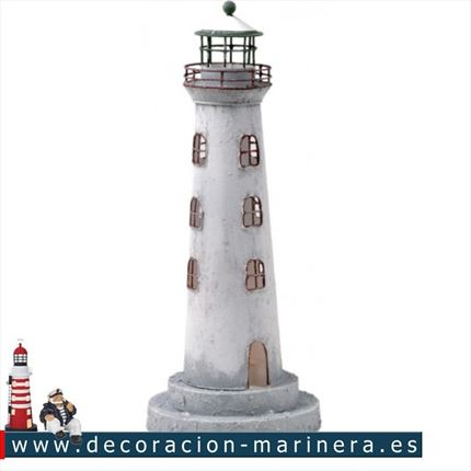 Faro marinero electrificado  38cm