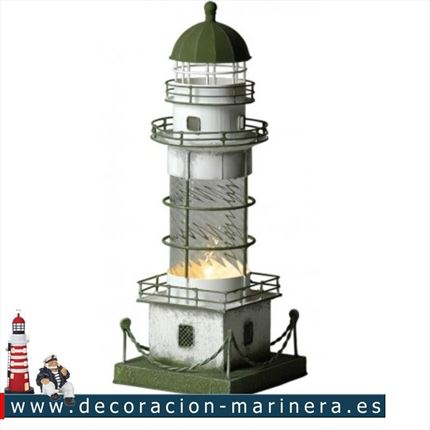 Faro marinero electrificado  39cm