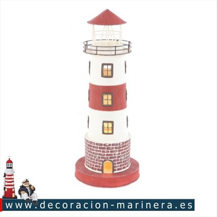 Faro marinero electrificado  42cm