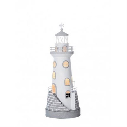 Faro marinero electrificado  45cm