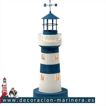Faro marinero electrificado  46cm
