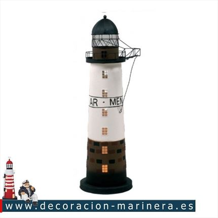 Faro marinero electrificado  AR-MEN 51cm