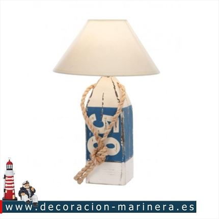 Lampara sobremesa Decoración marinera
