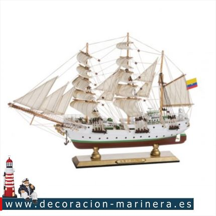 Maqueta Fragata GLORIA