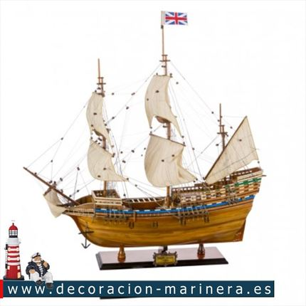 Maqueta MAYFLOWER