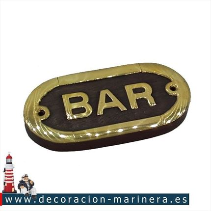 Pack de 2 placas BAR