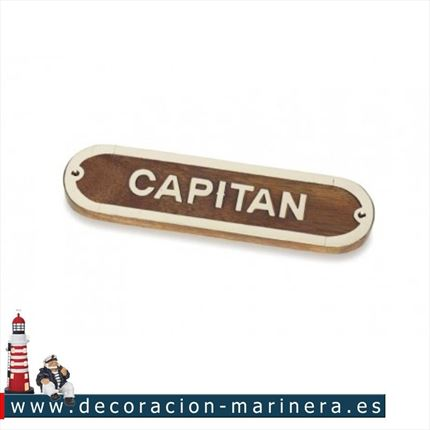 Pack de 2 placas CAPITAN