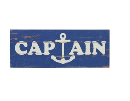 Pack de 2 Placas CAPTAIN