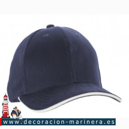 Pack de 6 'Gorra marinera Personalizable'