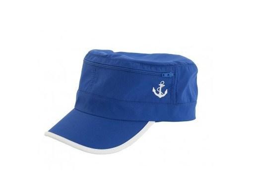 e3b1a452fdf6b Pack de 6 gorras náutica ANCLA