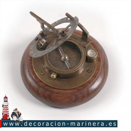 dbdf2339a798 Reloj solar cuadrante